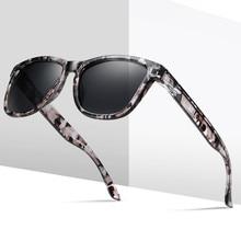 Retro Rechteck Polarisierte Sonnenbrille Damen Luxus Marke Sonnenbrille Für Herren Coole Driving Brillen Rote Weibliche Sonnenbrille