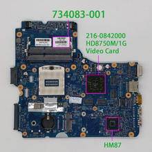 Laptop Motherboard HM87 Probook 470 for HP 440/450/470/.. Tested