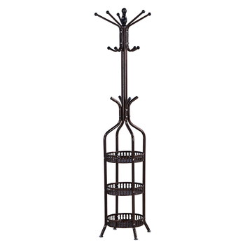 Clothes hanger down subway art hanger bedroom living room coat rack fashion home clothes shelf multi-functional