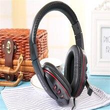 Nirkabel Bluetooth Headphone Stereo Bass Nirkabel Foldable Headphone Gaming TF Kartu Earphone dengan Mikrofon Headset Permainan