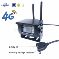 HQCAM 5MP 3MP 2MP 4G Wireless P2P wifi ip security outdoor support TF card 3G 4G SIM card night vision bus taxi excavator camera