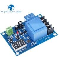 XH-M602 Digital Control Batterie Lade Control Modul AC 220V Lithium-Lagerung Batterie Ladegerät Control Schalter Schutz Bord