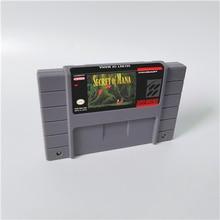 Segreto di Mana o Segreto di Mana 2   RPG Card Game US Version Lingua Inglese Risparmio Batteria
