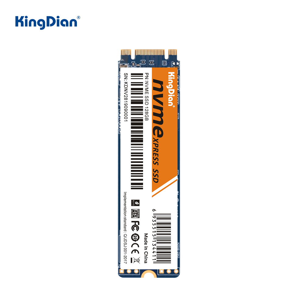 KingDian SSD M2 1tb NVME SSD 512gb M.2 SSD Hard Drive Disk 2280 PCIe Internal Solid State Drives For Laptop