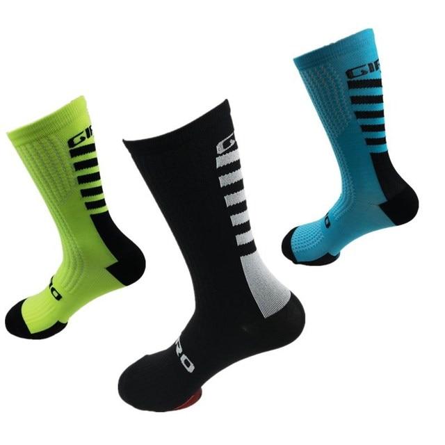 2020 meias de compressão quente correndo maratona ciclismo esportes ao ar livre meias de futebol meias de ciclismo 2