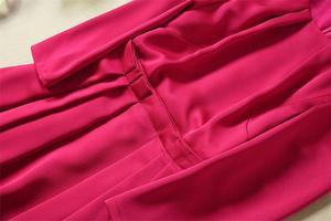 Image 5 - Princess Kate Middleton Dress 2020 Woman Dress O Neck Wrist Sleeve Elegant Dresses Work Wear Clothes NP0785J