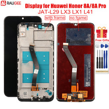 "Pantalla LCD para Huawei Honor 8A, con marco de repuesto, 6,09"""