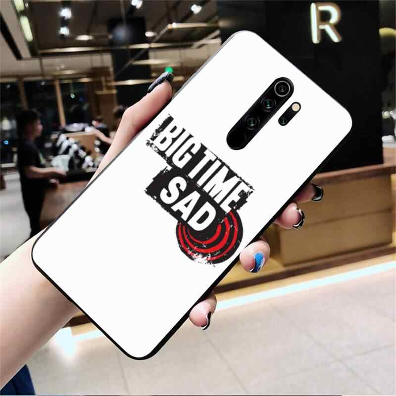 Btr Big Time Rush черный мягкий чехол для телефона из ТПУ чехол для Redmi Note 8 8A 8T 7 6 6A 5 5A 4 4X 4A Go Pro