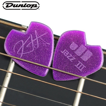 1 PC Guitar picks Dunlop Kirk Hammett Signature Jazz III 1.38mm Guitar Pick Plectrum Mediator Acoustic Electric Guitar Picks image