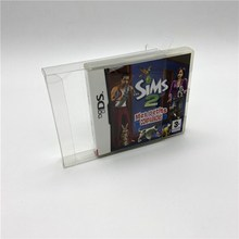 Collection box display box protection box storage box is suitable for European NDS games Nintendo Dual screen games