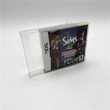 Sammlung box display box schutz box lagerung box ist geeignet für Europäischen NDS spiele Nintendo Dual screen spiele