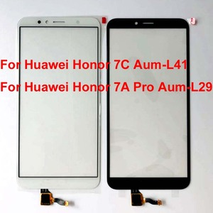 Image 1 - 5.7inch For Huawei Honor 7C Aum L41 Touch Screen Digitizer Sensor Replacement For Honor 7A Pro AUM L29 touch panel