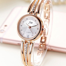 Dress Watches Clock Quartz Stainless-Steel Mujer Reloj Women Luxury Ladies New-Fashion