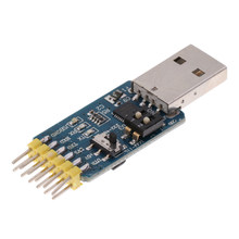 6-in-1 USB to RS232/RS485/TTL/UART/CP2102 Serial Adapter Module for Arduino/Windows(China)