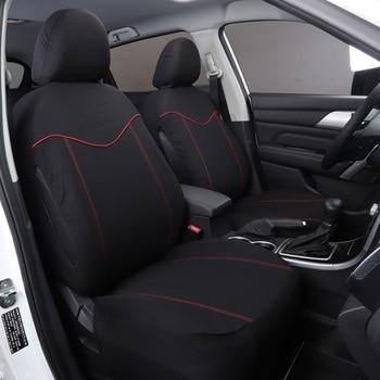 Car Seat Cover Vehicle Chair Accessories Case for Navara D40 Pathfinder Patrol Y61 Y62 Primera P12 Qashqai 2017 2018 J10 J11