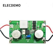 Módulo XL4016 de alta potencia regulador de voltaje CC, módulo de alimentación de reducción de DC DC, 8A, alta corriente, 5V9V12V24V, placa de demostración de función