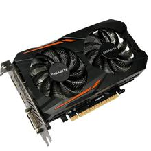 GIGABYTE NVIDIA GeForce GTX1050Ti 4GB DDR5 DP/DVI/HDMI/tarjeta de vídeo PCI-Express