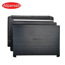 Case Acer A515-51G N17C4 Laptop-Top-Cover Palm-Rest Bottom-Shell LCD Border Suitable-For