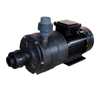 Plastic magnetic pump corrosion resistant acid alkali factory direct 16 cq8f engineering plastic centrifugal magnetic drive pump