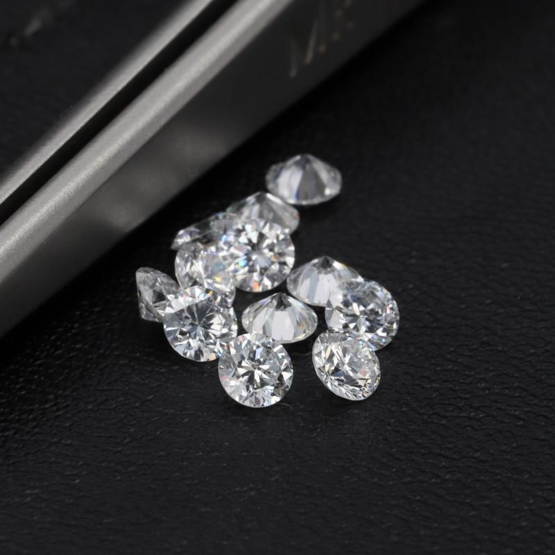 Starsgem Jewel top quality 2.9mm test positove VVS loose HTHP lab grown diamond best price for jewelry setting