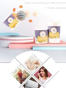 Elinfant Nappy Liner Biodegradable Baby Diaper Bamboo Flushable 1-Roll -Smt007