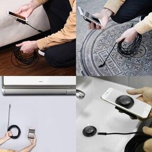 Image 5 - Беспроводной эндоскоп с Wi Fi, водонепроницаемая камера для осмотра, мини камера 8 мм, USB, бороскоп для Iphone, Android, ПК, IOS, приложение