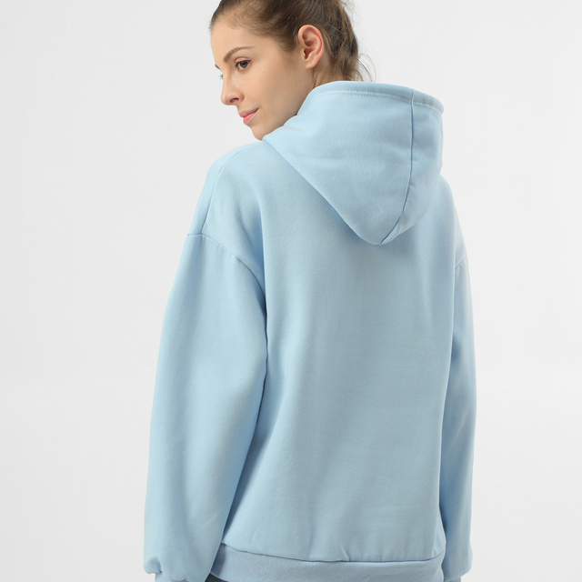 Women Hoodie Kawaii Couple Sweatshirt Cotton Long-sleeved Harajuku Hoodies Pocket Pattern Print Hoody Plus Size Korean Clothes 4