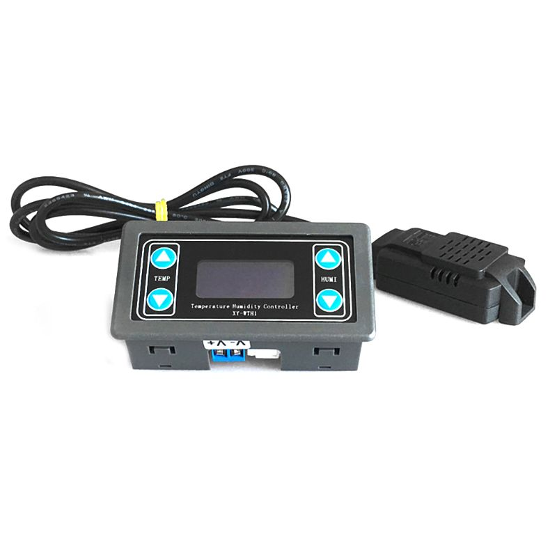 XY-WTH1 Digital Humidity & Temperature Controller Thermostat Hygrometer Regulator