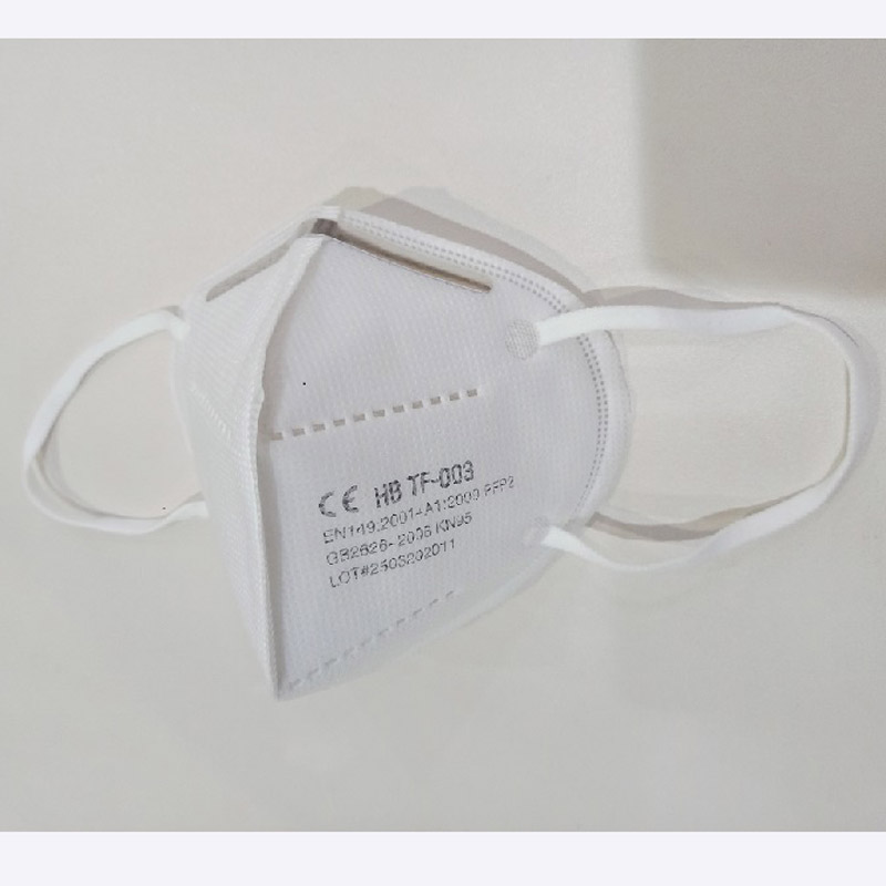 10 Pcs KN95 Gezicht Maskers Stofmasker KN95 Mond Maskers Aanpasbaar Tegen Vervuiling Ademend Masker Filter (Niet Voor Medische gebruik) 4