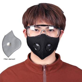 1/5pcs cycling masks  anti dust po
