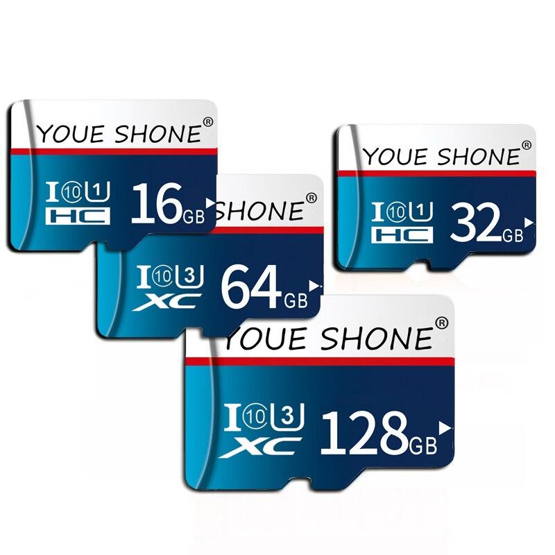 Hight Speed Blue Version Micro SD Card TF Card 4GB 8GB 16GB 32GB 64GB 128GB Class10 Memory Card Micro Sd Card Cartao De Memoria