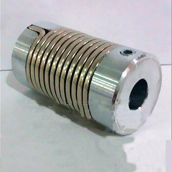 D16L27 алюминиевый сплав пружинная муфта кодер шаговый Серводвигатель высокий крутящий момент Эластичная муфта внутреннее отверстие 6*6 8*8 10*10