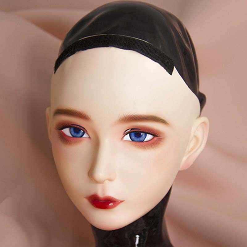 Crossdresser Rubber Doll
