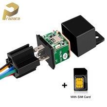Mini GPS Tracker Auto Tragbare Auto Tracker mit SIM Karte MV730 Schnitt kraftstoff Rastreador In Echtzeit Track ACC Erkennen Neueste version