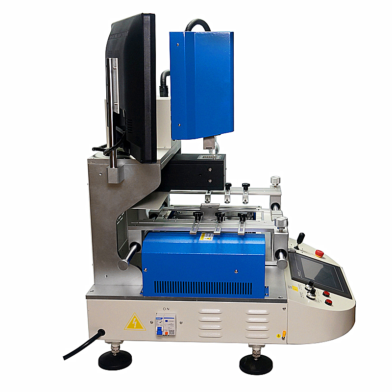 Tools : automatic align bga rework station G720 reballing machine chip repair soldering station for Laptops Game consoles