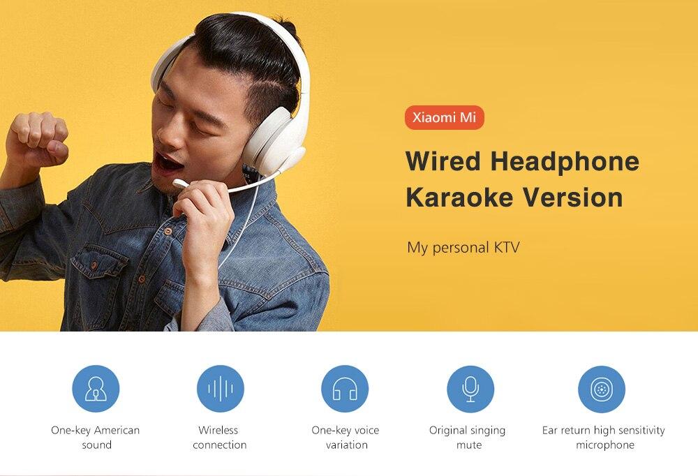 Xiaomi Bluetooth Headphone K-song Version 6