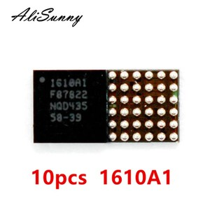 Image 1 - AliSunny 10pcs U2 USB Charging IC for iPhone 5S Charger ic 1610A1 Chip U4500 36Pin on Board Ball Repair Parts