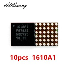 AliSunny 10pcs U2 USB ชาร์จ IC สำหรับ iPhone 5S Charger IC 1610A1 ชิป U4500 36Pin On Board Ball อะไหล่ซ่อม