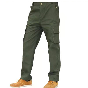 Men's Lightweight Tactical Pants Breathable Casual Army Military Long Trousers Male  Quick Dry Cargo Army Pants Plus Size 4XL