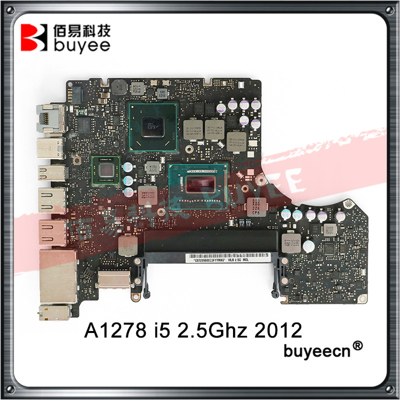 Original Laptop A1278 Motherboard For Macbook Pro 13.3