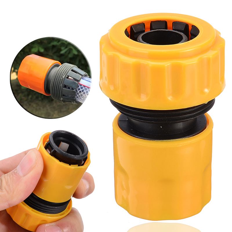 Garden Water Connector Quick Connector For WORX Washer Machine WU629 Most 2-liter Bottles With Opening Cleaning Tool