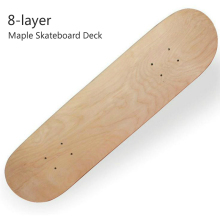 7-9 слоев клен скейтборд палуба двойной рокер мини крейсер танец скейтборды натуральная древесина клена скейтборд высокая эластичность
