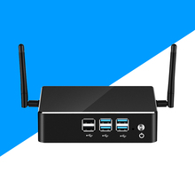 Mini PC 8th Intel Core i7 8550U i5 i3 Processor DDR4 HDMI Windows 10 8 Linux 4K UHD HTPC Desktop Nettop Computer Nuc Thin Client