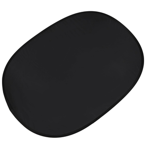 Image 2 - Hot 3C 2x1.5mสีดำ/สีขาวฉากหลังReversibleสตูดิโอพับMuslinพื้นหลัง