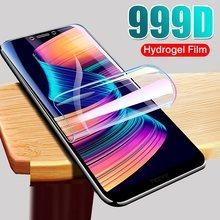 Hidrogel de proteção Film Para Huawei Honor X10 9X 9A 9C 9S 8X 8A 8C 30 20 8S S S 9i 10i 20i Protetor de Tela Película de Segurança