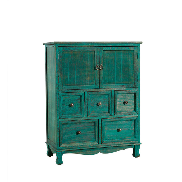 Wooden Multi-Layer Chest of Drawers  5