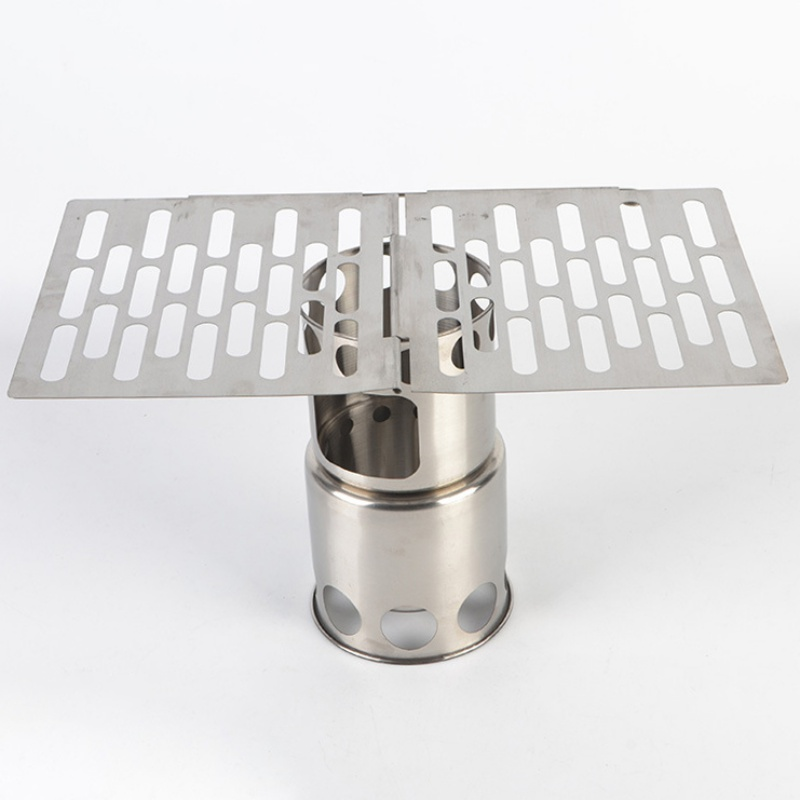 Плита для барбекю складная доска для барбекю S/M/L Нержавеющая сталь подходит для барбекю на открытом воздухе кемпинг компактная доска для барбекю