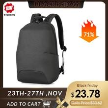 Tigernu 2020 yeni tasarım RFID adam sırt çantası Fit 15.6 inç Laptop sırt çantası Schoolbag Splashproof erkek çantası Anti hırsızlık rahat Mochila