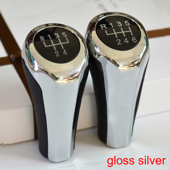 5/6 Speed Gear Shift Stick Lever Knob For BMW 3 Series E90 E91 E92 E93 E30 E36 E46 F30 E60 E61 E28 E34 Z4 E85 E86 X5 E53 X6 Z5 image