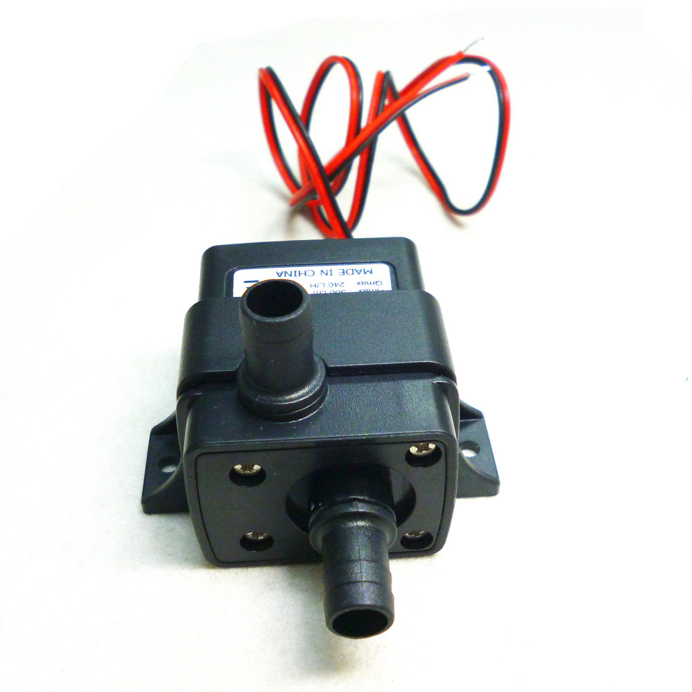 Ultra Quiet Pump Pump Water Motor 350mA  Brushless Pool DC Submersible Home Brushless Panel Solar Water 12V DC12V 3m 240L/H